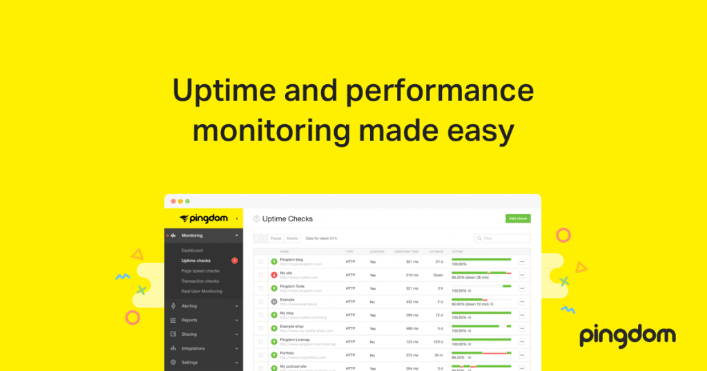 uptime-monitoring wordpress